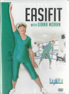 Diana Moran - Easifit - exercises specially designed for those later on in life