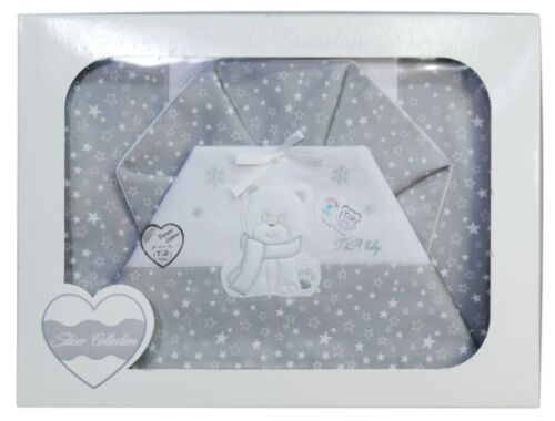 COMPLETO LENZUOLA CULLA//LETTINO MADE IN ITALY CM 101 120 X 180 T/&R BABY art