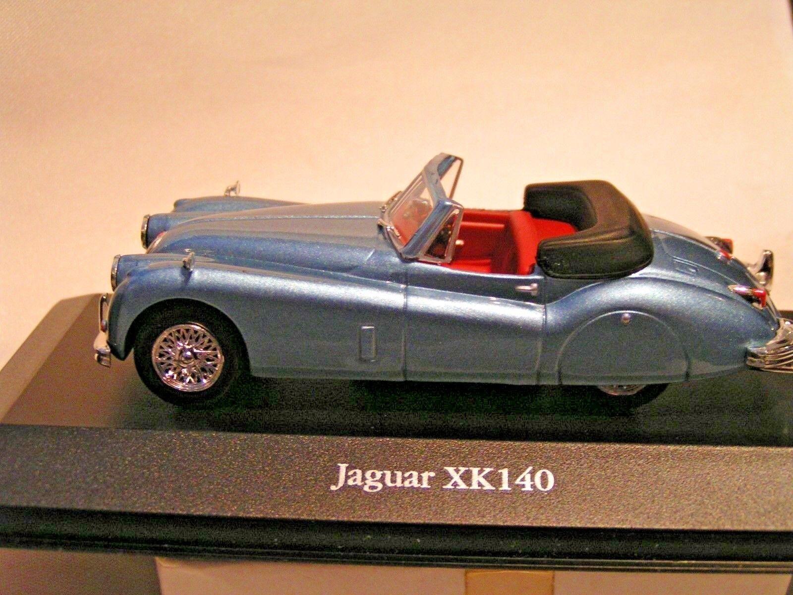IXO / / / ATLAS 1/43   -  JAGUAR TYPE XK 140  (EN BO TE) 9b6ec6