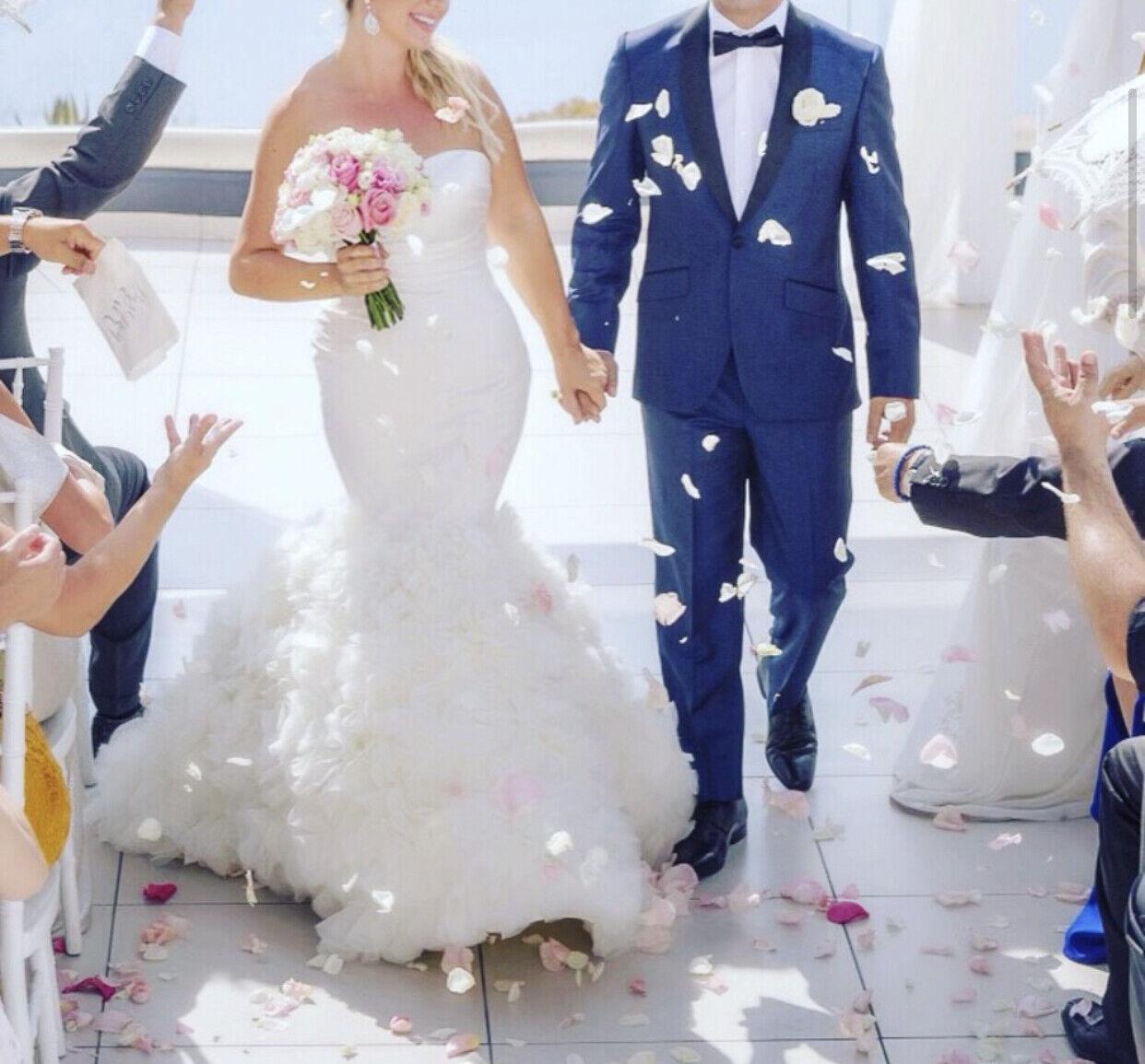 Winnie Couture Janine 8437 Wedding Dress - image 6