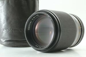 MINT-Contax-Carl-Zeiss-Sonnar-T-135mm-F-2-8-AEJ-Lens-for-CY-Mount-Japan-404
