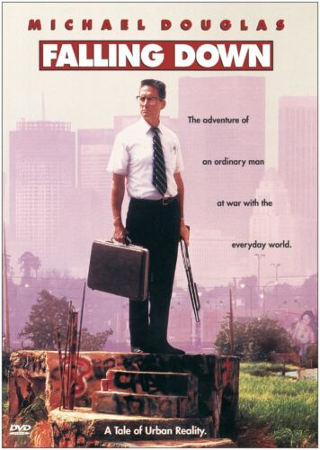 Falling Down Classic Movie Large Poster Art Print Maxi A1 A2 A3 A4