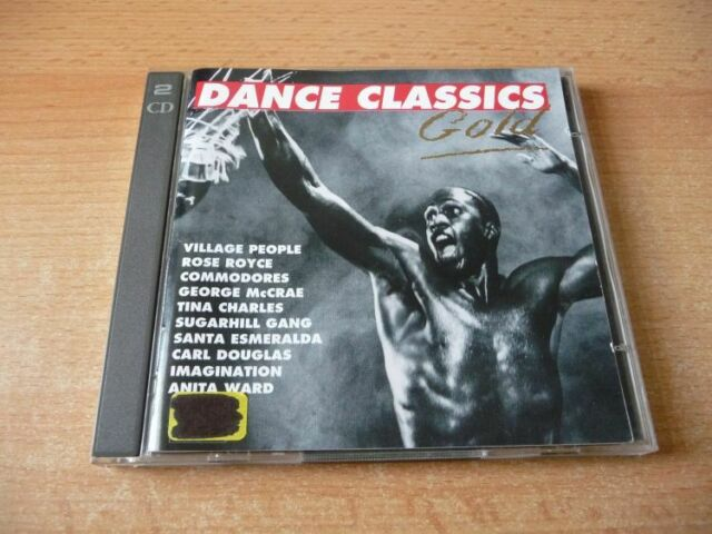 Doppel CD Dance Classics Gold: Village People Indeep Anita Ward Tina Charles ...