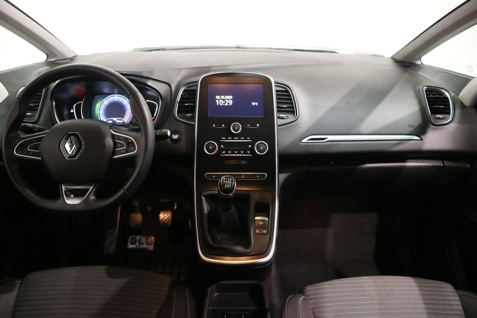 Renault Grand Scenic IV 1,5 dCi 110 Zen 7prs - billede 7
