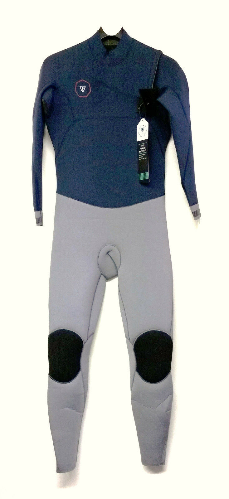 VISSLA Men's 4 3 SEVEN SEAS 50  50 CZ Full Wetsuit -DNL Size  Med Tall - Last One  classic fashion