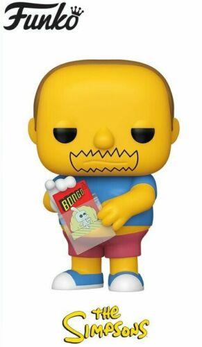 Les Simpsons-Comic Book Guy Funko Pop Vinyle ** NYCC 2020 Pré-ORDRE **