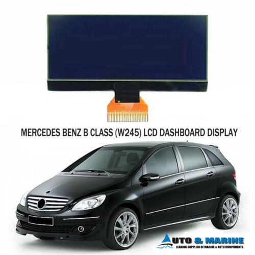 Mercedes Benz Clase B W245 LCD pantalla de panel de control de pantalla vdo 7 Voltios Nuevo