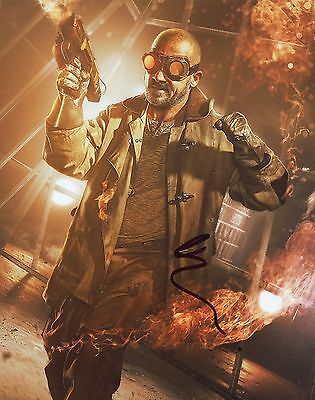 "Autographs-original Precise ~~ Dominic Purcell Authentic Hand-signed ""legends Of Tomorrow"" 8x10 Photo ~~ Buy One Give One"