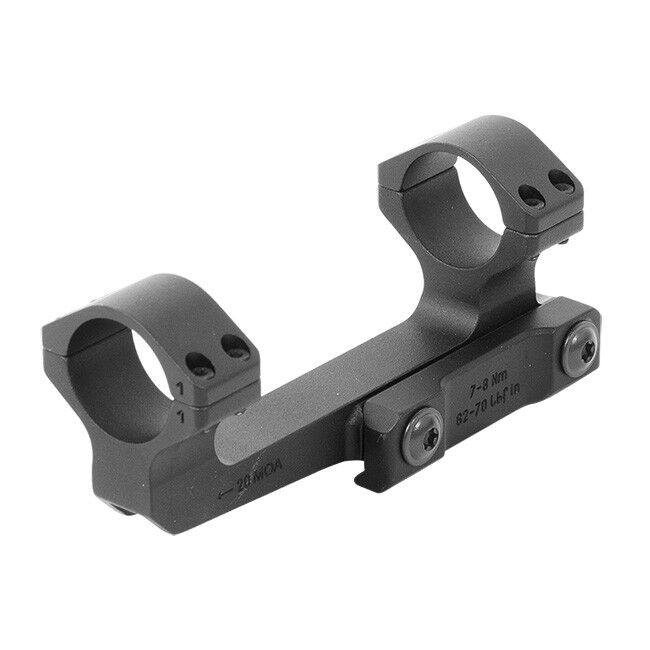 ERA-TAC One-Piece Ultralight Mount 1  tube 20 MOA 37mm-1.46  high T3022-2024