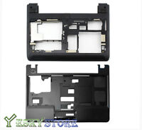 Lenovo Thinkpad Edge E130 E135 Base Bottom Cover+ Upper Case Palmrest Usa