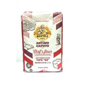 Antimo Caputo Chef's Flour 2.2 LB - Italian Double Zero 00 ...