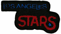 "1968-69 LOS ANGELES STARS ABA BASKETBALL HARDWOOD CLASSICS 6.5"" CHENILLE PATCH"
