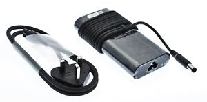 Details about Dell Latitude 5480 90w UK AC Power Adapter Charger JCF3V 6C3W2
