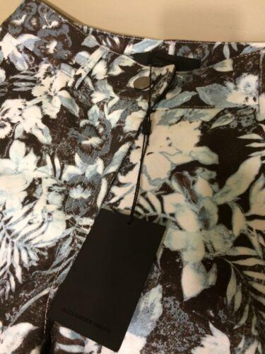 Vente Alexander 00 Jean Wang skinny Taille floral à 25 395 imprimé ZHZ8rw4x