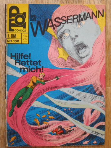 1969-1973 TOP COMICS  WASSERMANN BSV Band 104,108-121 zur Auswahl