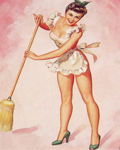 kitchen PUB BAR PIN UP GIRL SHABBY CHIC  Retro ENAMEL METAL TIN SIGN WALL PLAQUE