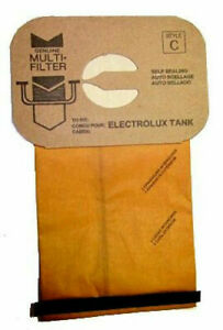 9-Bags-to-fit-ELECTROLUX-TYPE-C-Canister