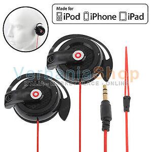 CUFFIE-AURICOLARI-UNIVERSALI-SOUND-LEGEND-HD-APPLE-iPOD-iPHONE-3-4S-iPAD-2-3