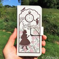 Made In Japan Wallet Case Alice In Wonderland For Iphone 6 & Iphone 6s