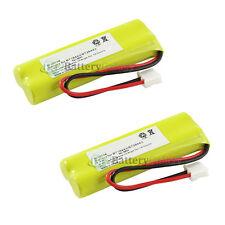2 Cordless Home Phone Battery for VTech BT18443 BT28443