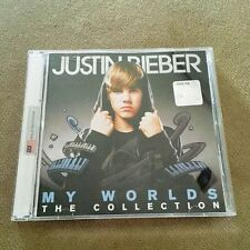 JUSTIN BIEBER  My Worlds The Collection 2cd Malaysia Press