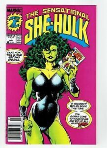 The-Sensational-She-Hulk-1-1989-TV-Show-Coming-Key-Book-John-Byrne