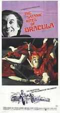 Satánicas Ritos De Dracula Cartel 01 A2 Caja Lona Impresión