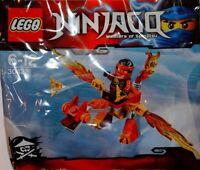 Lego Ninjago 30422 Kai's Drachen Dragon Polybeutel 2016