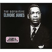 Elmore James - Definitive (2009) 2cd set 41 tracks