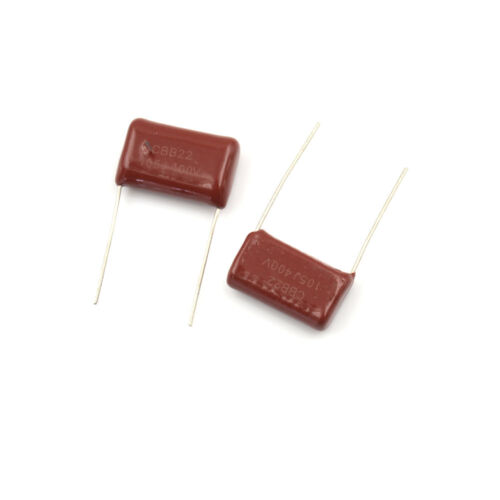 10pcs LED Birne CCN22 Kondensator 400V 105J 1uF 400V 105J Pitch 20mm hw