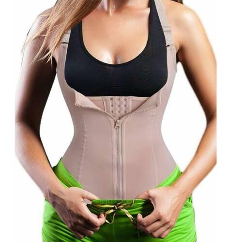 Fajas Reductoras Abdomen Para Sudar Y Perder Peso Para Mujer Shapewear Vest Tops