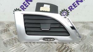 Renault-Megane-III-2009-2015-LH-UK-Passenger-Side-Dash-Board-Vent-Silver