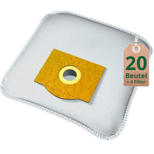 930 Vlies Filtertüten Staubsaugerbeutel passend für Rowenta RS 05 100-599