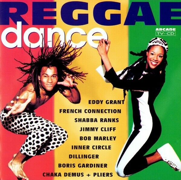 Diverse Kunstnere: Reggae Dance, andet