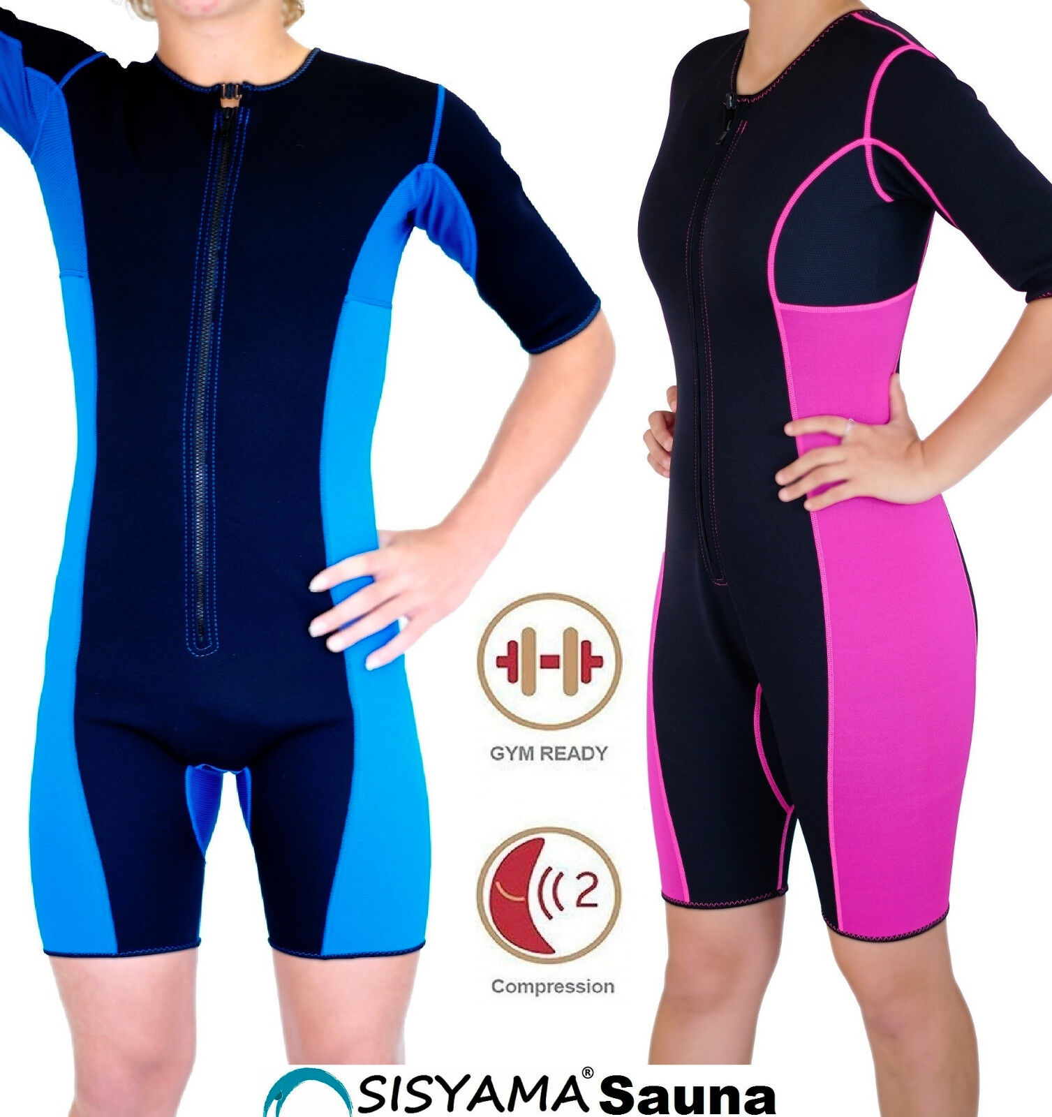 Neoprene Sauna Sweat Workout Men Women  Hot Suit Unisex Weight Loss Cellulite  at the lowest price
