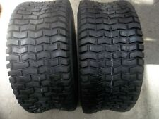 TWO 16/6.50-8,16/6.50x8 SCOTTS Lawnmower/ Golf Cart Turf 4 ply Tubeless Tires
