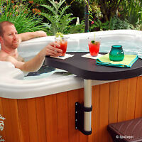 Leisure Concepts Spa Caddy - Swivel Side Tray For Hot Tub & Swim Spa