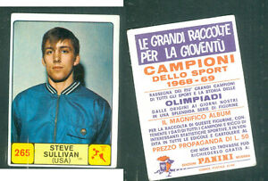 Steve-Sullivan-USA-Panini-Basket-CARD-1968-Brand-New