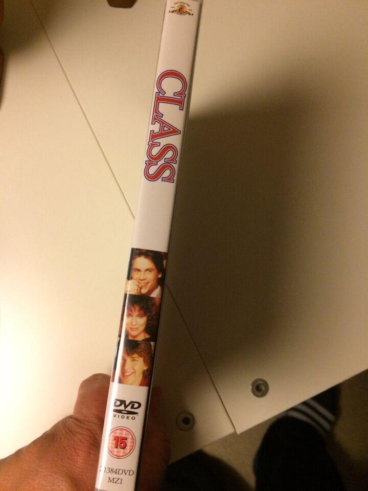 Class, DVD, komedie