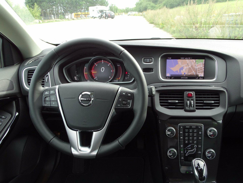 Volvo V40 2,0 D3 150 Dynamic aut. - billede 8