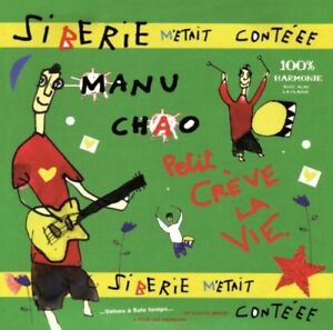 Manu-Chao-Siberie-MEtait-Contee-CD