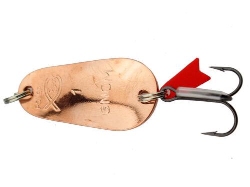 Polsping Gnom #1//7-14g//Indicator//Perch Catfish Bait Zander Pike
