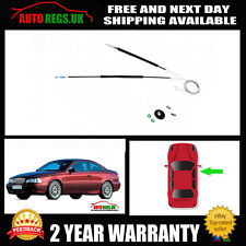 Volvo C70 Coupe Front Right Window Regulator Repair Kit OSF NEW  NOT CABRIOLET