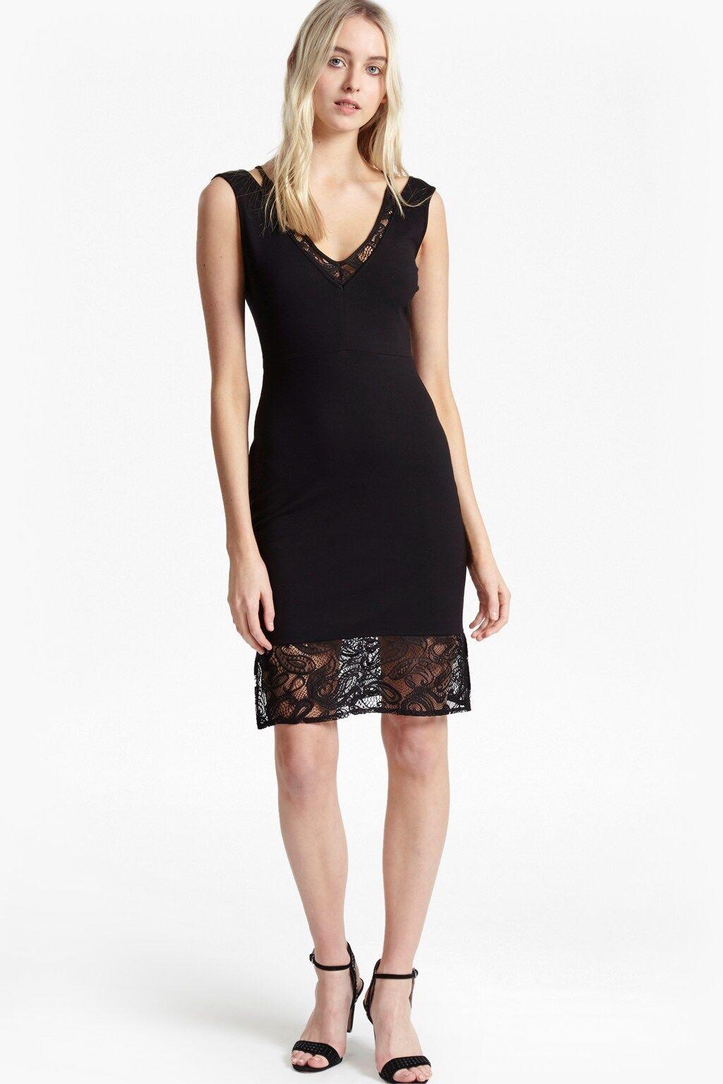 5e81f6868cdd French Connection Tatlin Body-Con Dress--Size 12 NWT Beau nffbfq1400 ...
