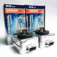 2x NEW OSRAM D1S 66144 INTENSE Xenarc35W Xenon HID bulbs car headlight lamp BMW