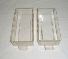 2 Vintage Raaco Metal Storage Cabinet 5 12 X 2 58 Replacement Drawers