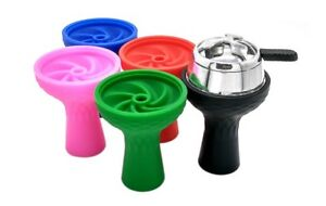 1Set Hookah Shisha Silica Bowl Perfect for Charcoal Holder Chicha tobacco bowl