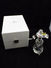 Swarovski Crystal Figurine Masquerade Colombine Annual Edition, 2000, with box