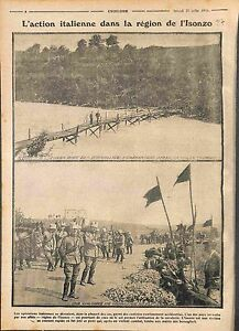 Battle-of-Isonzo-Soca-River-Royal-Italia-Army-Cavalry-Italy-1915-WWI