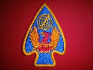 US AIR Force AIR TRAFFIC SERVICES COMMAND Patch